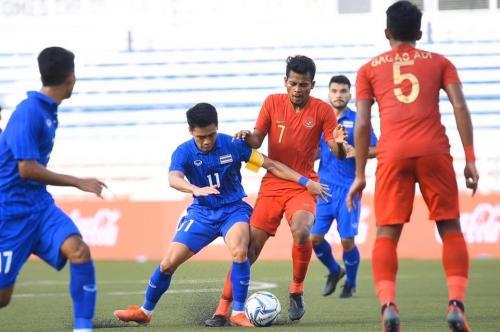 Timnas Indonesia U-22 vs Thailand