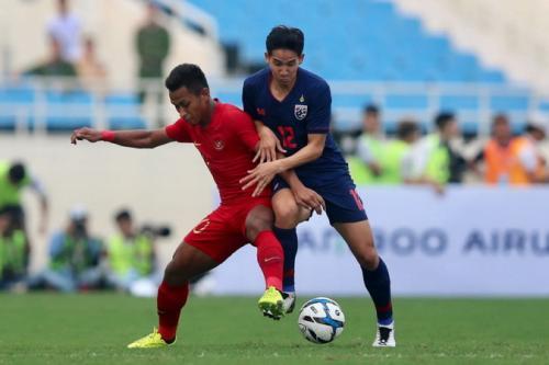 Osvaldo Haay, pemain Timnas Indonesia U-22
