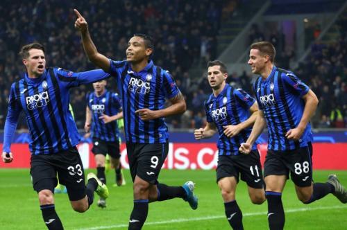 Atalanta berhasil menang 2-0 atas Dinamo Zagreb pada matchday kelima (Foto: UEFA)