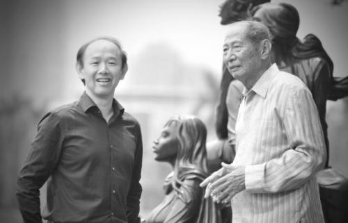 Iwan Sunito dan Ciputra