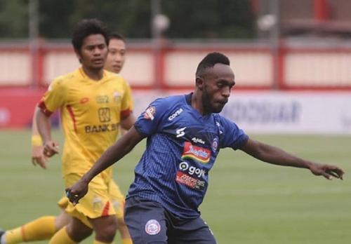 Laga Bhayangkara FC vs Arema FC