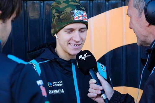 Fabio Quartararo mengaku keputusan absen sudah didiskusikan dengan tim