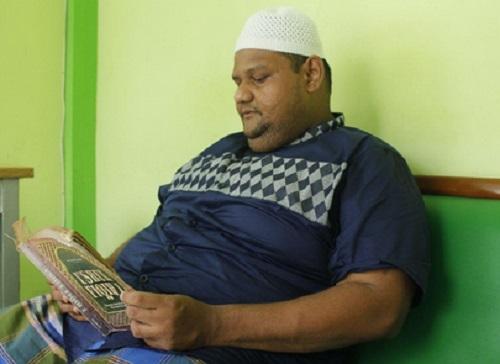 Santri Muhammad Nawawi