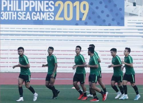 Timnas Indonesia U-22 (Foto: Twitter/@PSSI)