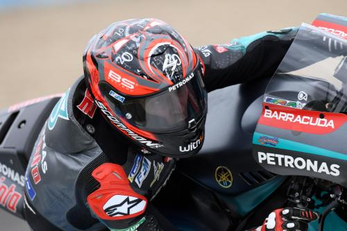 Kiprah Fabio Quartararo mencuri perhatian (Foto: MotoGP)
