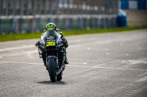 Penampilan Cal Crutchlow di MotoGP 2019