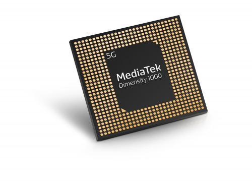 MediaTek Resmi Umumkan Chipset 5G 'Dimensity 1000'