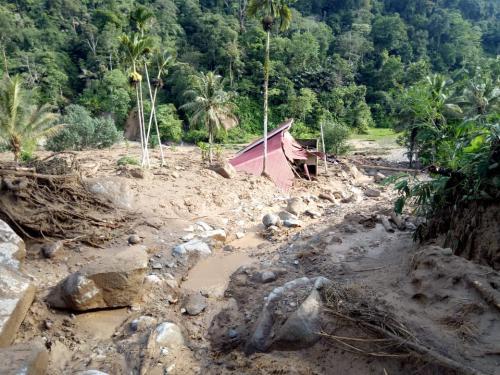 Banjir Bandang Solok
