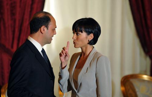 Mantan menteri kesetaraan Italia selama periode tahun 2008-2011,