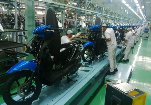 pabrik motor