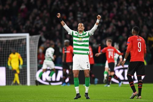 Celtic vs Stade Rennais (UEFA)