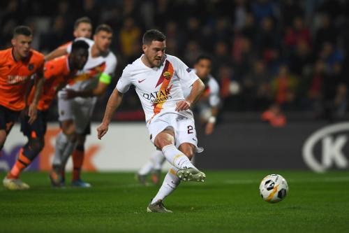 AS Roma vs Basaksehir (Foto: UEFA)