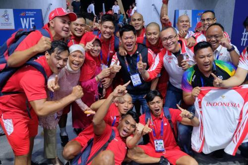 Tim polo air putra Indonesia