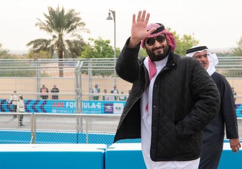 Pangeran Arab Saudi, Mohammed Bin Salman