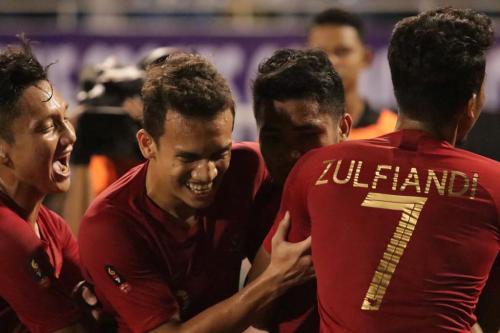 Skuad Timnas Indonesia U-22