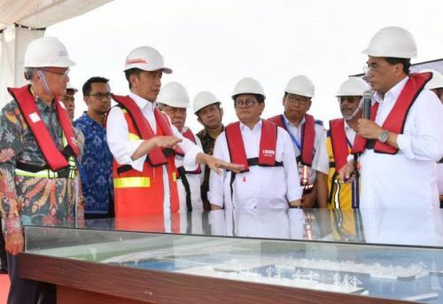 Jokowi di Subang