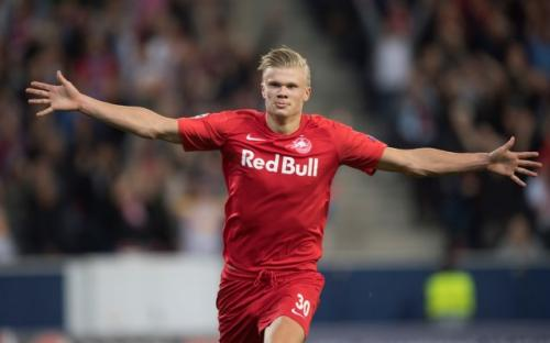 Erling Haaland (Foto: UEFA)
