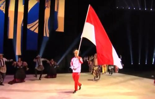 Kontingen Indonesia di SEA Games 2019