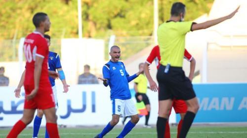 Timnas Kuwait gagal memetik kemenangan atas Palestina (Foto: AFC)