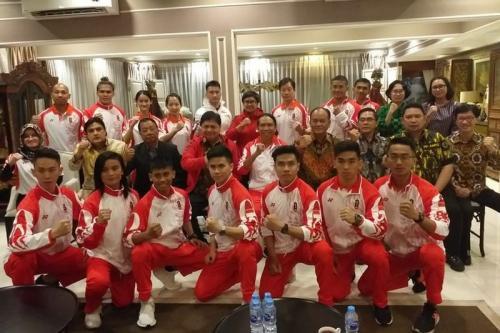 Tim Wushu Indonesia