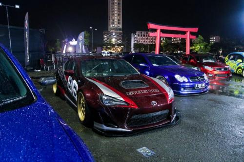 Modifikasi Intersport Auto Show 2019