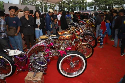 Honda Bikers Day dihadiri 34 ribu orang lebih