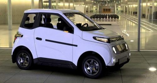 Mobil listrik Zetta