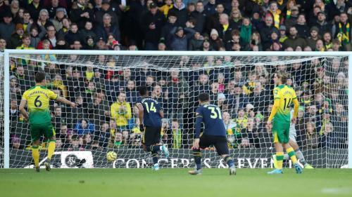 Norwich City vs Arsenal