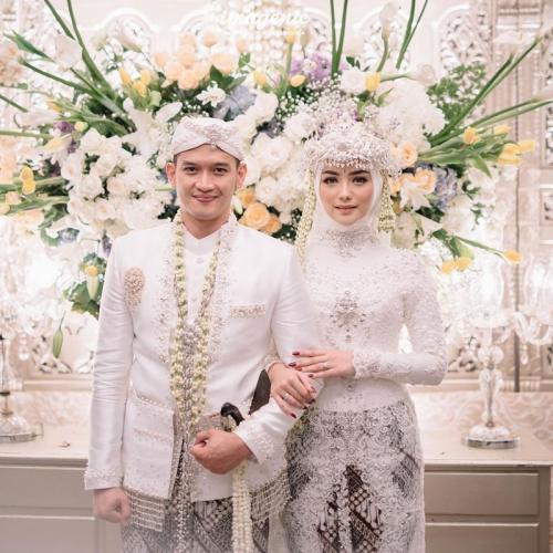 Citra Kirana dan Rezky Aditya resmi menikah pada 1 Desember 2019. (Foto: Imagenic/Instagram/@citraciki)