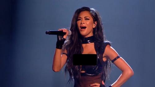 Sayang, penampilan reuni mereka sebelum tur itu malah mengundang cibiran publik. (Foto: YouTube/The X Factor UK)