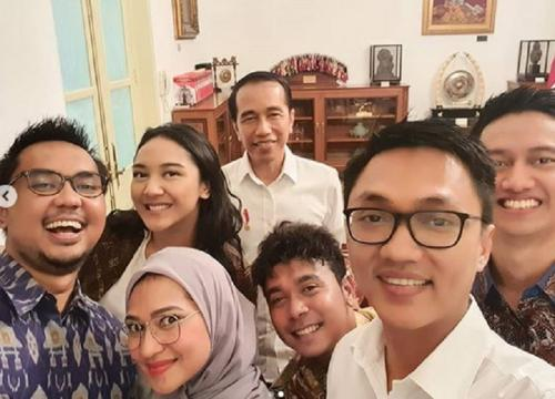 Staff Khusus Jokowi (instagram billy)