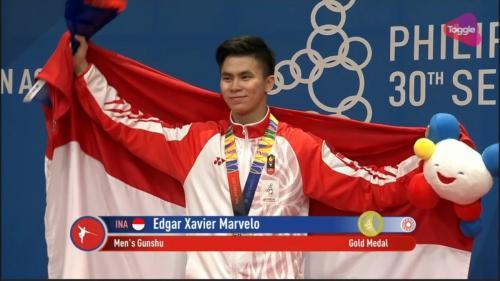 Edgar Xavier Marvelo