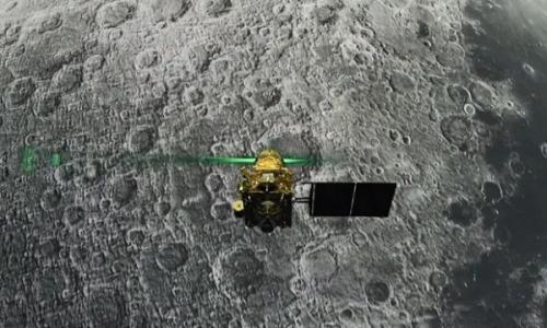 NASA merilis sebuah gambar yang diambil oleh Lunar Reconnaissance Orbiter.