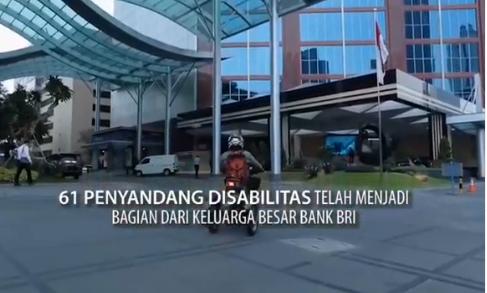Disabilitas Bisa Kerja di BUMN
