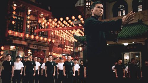 Ip Man akan menghadapi diskriminasi di Amerika Serikat dalam sekuel keempat Ip Man. (Foto: Pegasus Motion Pictures)