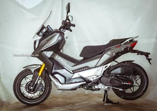 Motor skuter matik Lifan