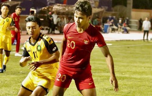 Timnas Indonesia U-22 vs Brunei