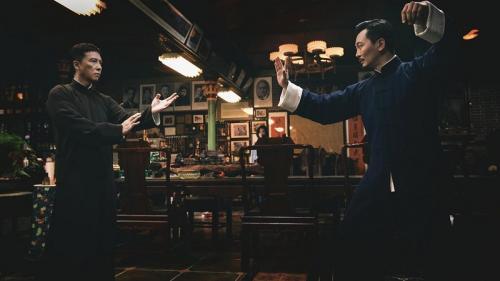 Ip Man 4 akan menjadi seri pamungkas film Donnie Yen tersebut. (Foto: Pegasus Motion Pictures)