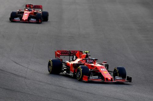Tim Scuderia Ferrari, Charles Leclerc