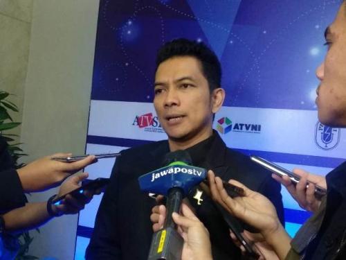 Ketua KPI Agung Suprio. (Foto: Achmad Fardiansyah/Okezone)