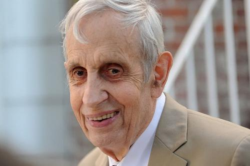 John Nash adalah seorang matematikawan asal Amerika Serikat yang mengindap skizofrenia paranoid akut