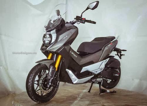 Lifan Pesaing Honda ADV 150
