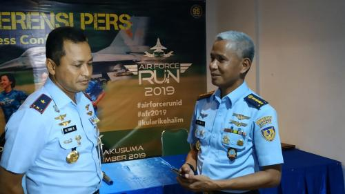 Preskon Air Force Run