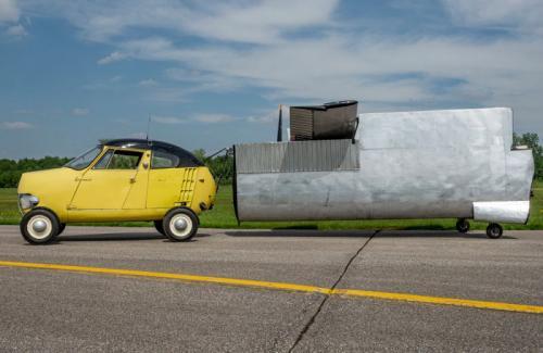 Mobil terbang di dunia