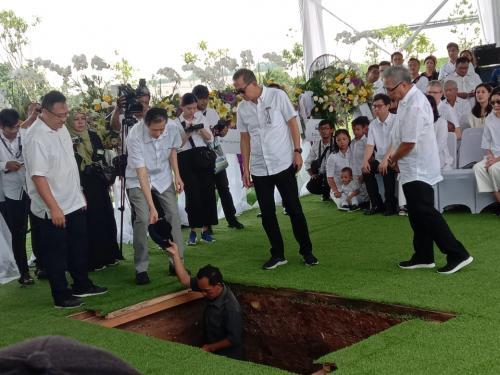 Pemakaman Ciputra
