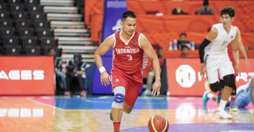 Tim Basket Putra Indonesia (Foto: IBL)