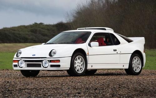 sport car ford klasik