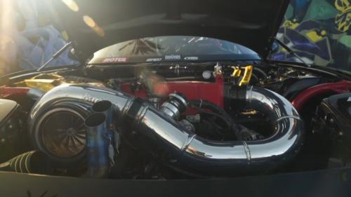 Mazda RX-7 gunakan mesin balap