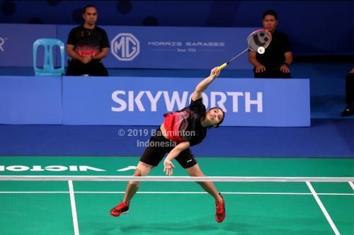 Gregoria Mariska Tunjung diharapkan bisa hentikan Intanon di Malaysia Masters 2020