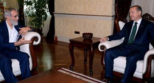Yusuf Islam dan Presiden Erdogan